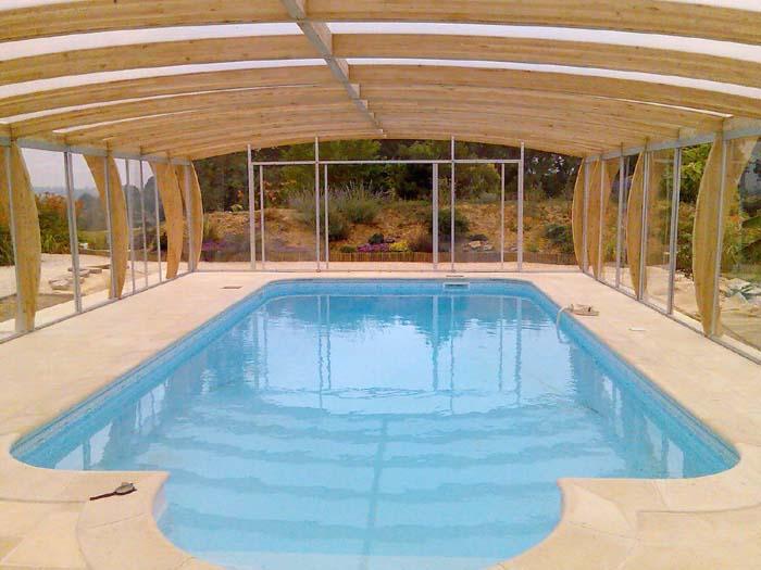 Abri r novation rev tement piscine polyester by tca rp for Renovation piscine polyester prix