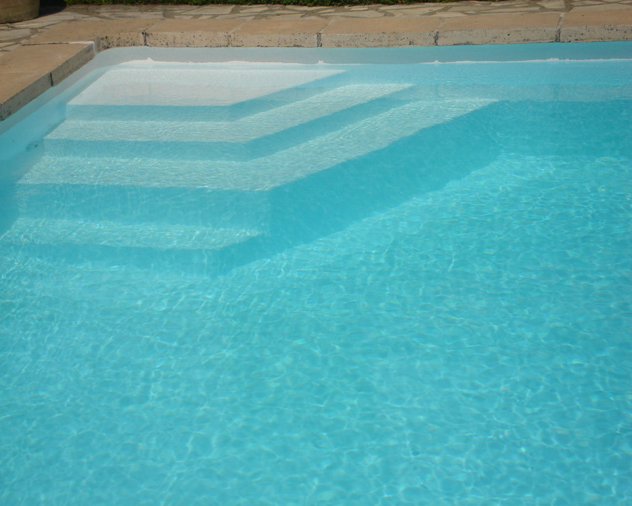 Escalier R Novation Rev Tement Piscine Polyester By Tca Rp