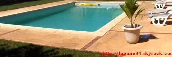 Terrasse r novation rev tement piscine polyester by tca rp for Piscine revetement polyester